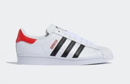 Run DMC × adidas Originals Superstar (ラン DMC × アディダス オリジナルス スーパースター) FX7616