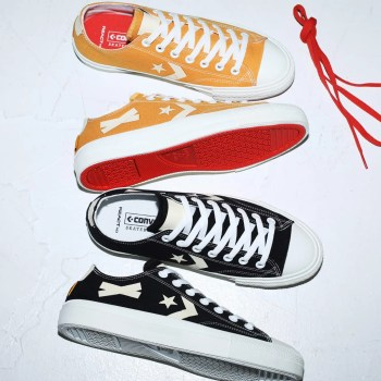 UNION × Converse Skateboarding BREAKSTAR-16