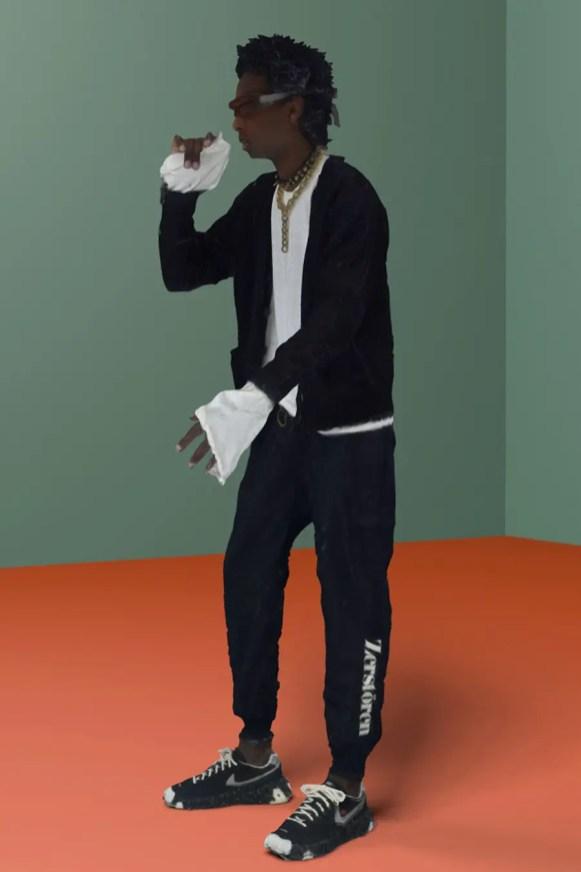 Undercover × Nike ISPA OverReact (アンダーカバー × ナイキ ISPA オーバーリアクト)