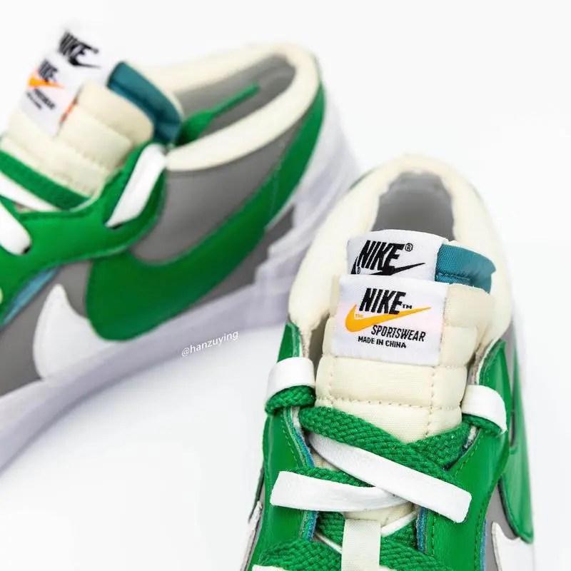 Sacai × Nike Blazer Low サカイ × ナイキ ブレーザー ロー DD1877-001 main