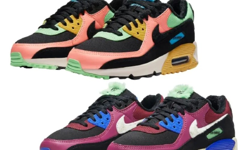 Nike-Air-Max-90-Multi-Color-Fur-CT1891-600-CT1891-500-02