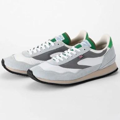 Walsh ENSIGN CLASSIC Green Sneaker ウォルシュ クラシック グリーン スニーカー