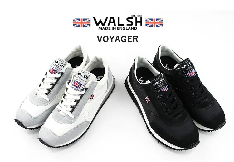 Walsh Made in England Sneakers ウォルシュ スニーカー ユニセックス