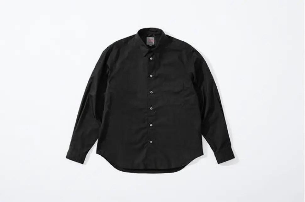 supreme 2020fw week4 シュプリーム 秋冬コレクション shirt black front
