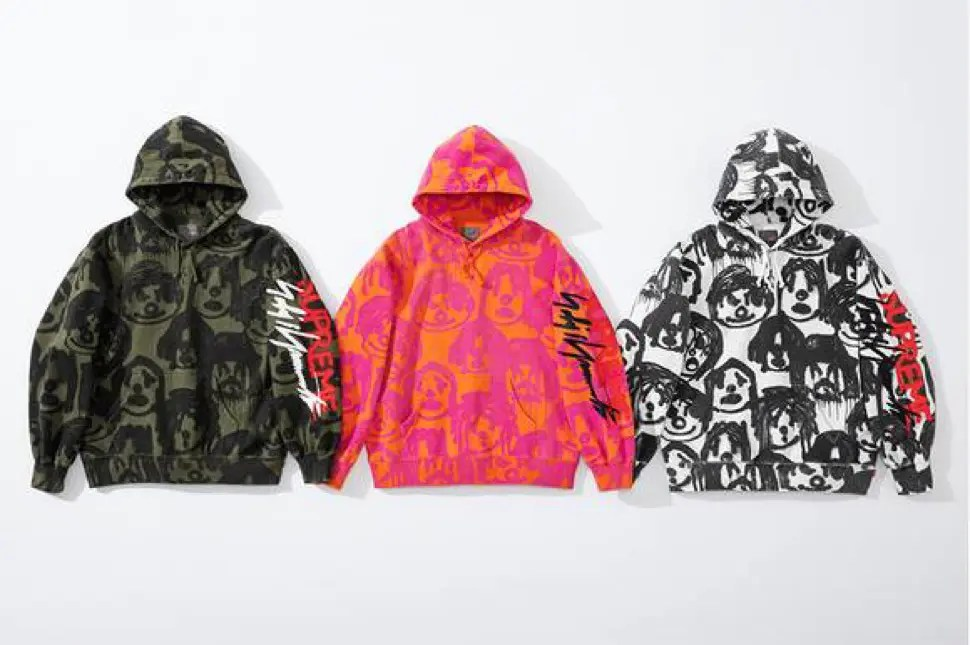 supreme 2020fw week4 シュプリーム 秋冬コレクション Hooded Sweatshirt main