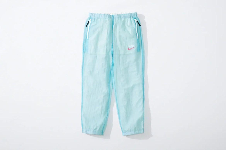supreme nike collaboration apparel 2020fw 20200905 week2 シュプリーム ナイキ 2020秋冬 Reversible Ripstop Pant blue
