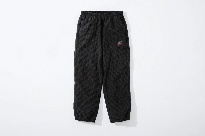 supreme nike collaboration apparel 2020fw 20200905 week2 シュプリーム ナイキ 2020秋冬 Reversible Ripstop Pant black