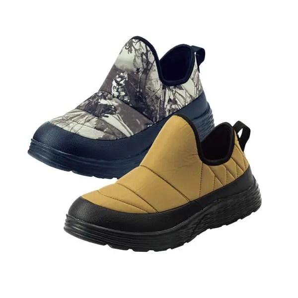 ワークマン防水シューズ エルタ(workman_water_resist_shoes_elta_FC072)