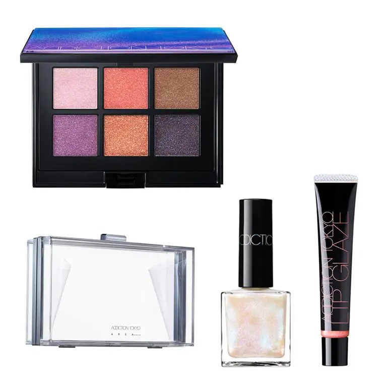 Addiction AREA Christmas Cosmetics 2020 Makeup Set アディクション クリスマス コフレ