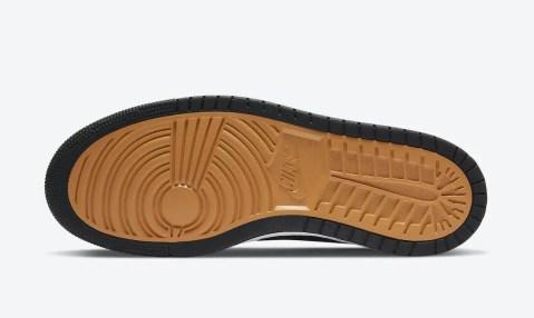 """ナイキ エア ジョーダン 1 ズーム コンフォート """"ブラックウィート"""" Nike-Air-Jordan-1-Zoom-Comfort-Black-Wheat-CT0978-002-side2ナイキ エア ジョーダン 1 ズーム コンフォート """"ブラックウィート"""" Nike-Air-Jordan-1-Zoom-Comfort-Black-Wheat-CT0978-002-sole"""