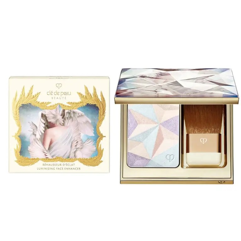 Clé de Peau Beauté Christmas Cosmetics 2020 Finish Powder クレドポーボーテ クリスマス