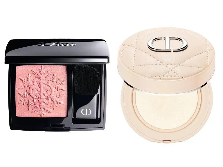Dior Christmas Cosmetics Blusher Powder ディオール クリスマス コフレ チーク パウダー