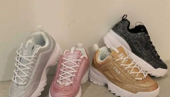 FILA DISRUPTOR II GLIMMER atmos Exclusive 4 colors-01