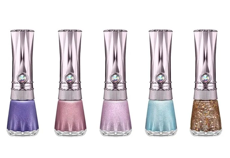 JILL STUART Beauty Christmas Cosmetics 2020 Nail ジルスチュアート クリスマス コフレ ネイル マニキュア