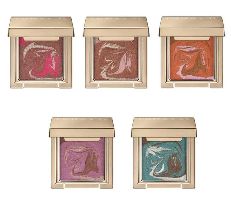 Lunasol Christmas Cosmetics 2020 Eyeshadow ルナソル クリスマス コフレ アイシャドウ