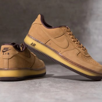 Nike AIR FORCE 1 LOW RETRO SP Wheat Mocha DC7504-700-01