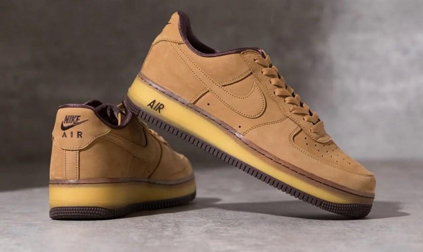 Nike AIR FORCE 1 LOW RETRO SP Wheat Mocha DC7504-700-01