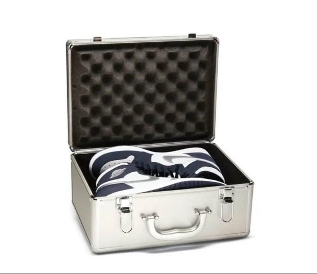 Nike Air Jordan 1 CO.JP Midnight Navy DB5877-100 DC1788-100 SNKRS ナイキ エア ジョーダン 1 日本企画 ジャパン 限定 ミッドナイト ネイビー ジュラルミンケース