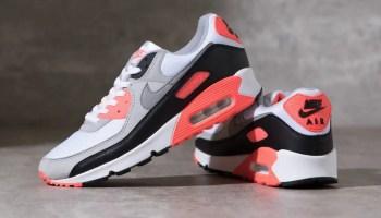 Nike Air Max 90 Infrared CT1685-100-02