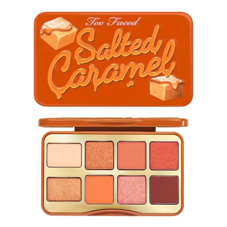 Too Faced salted Caramel Palette トゥーフェイスド クリスマス コフレ 2020