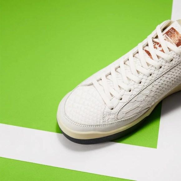 adidas Consortium Rod Laver Leather Pack 4 colors アディダス コンソーシアム ロッド レイバー レザー パック lizard front