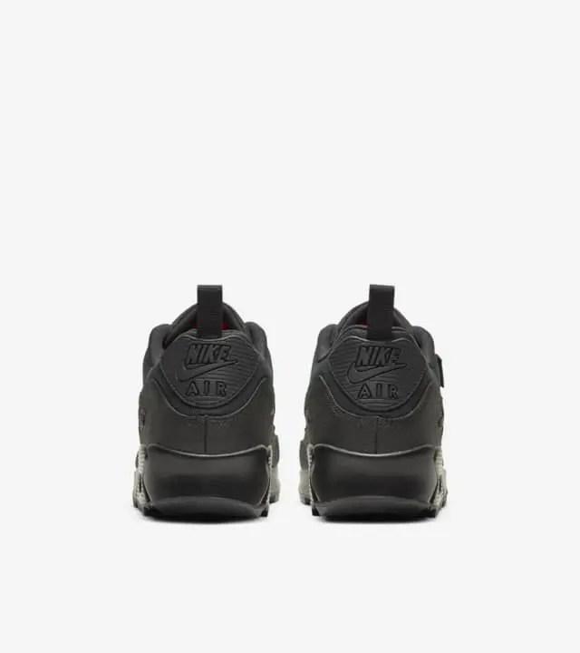 ナイキ エア マックス 90 サープラス ブラック nike-air-max-90-surplus-black-CQ7743-001-pair-heel