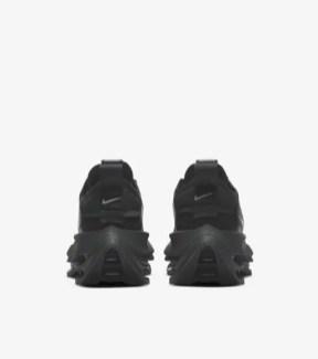 """ナイキ ウィメンズ ズーム ダブル スタックド """"スモークグレイ"""" nike-smoke-grey-w-zoom-double-stacked-cz2909-001-heels"""