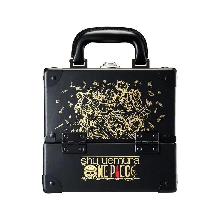 shu uemura x ONE PIECE makeup box シュウウエムラ ワンピース コラボ クリスマス コフレ 2020年 ボックス