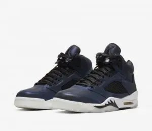 WMNS Air Jordan 5 (ウィメンズエアジョーダン5) Nike-womens-air-jordan-5-iridescent-oil-grey