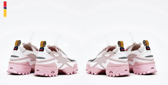 Reebok by Pyer Moss Collection 3 リーボック × ピアー モス コラボ コレクション 3 スニーカー デザイン
