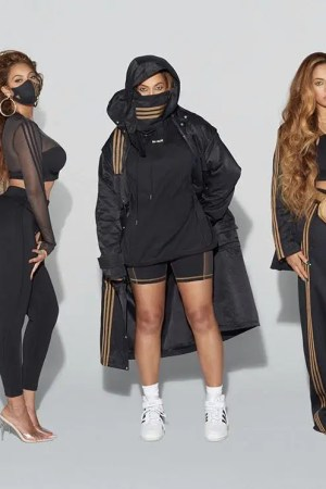 "Beyoncé IVY PARK x adidas Drip 2 ""Black Pack"""