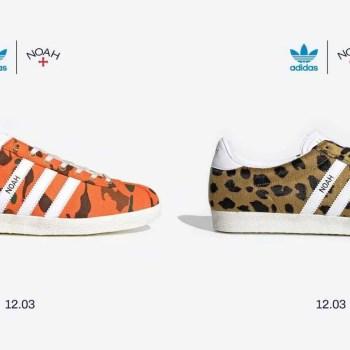 Noah x Adidas Gazelle OG 2 colors