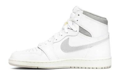 """ナイキ エアジョーダン1 ハイ 85 """"ニュートラルグレー""""-Nike-Air-Jordan-1-High-85-Neutral-Grey-BQ4422-100 detail main"""