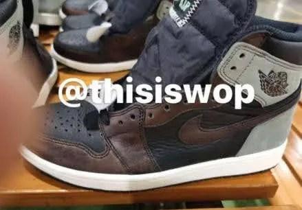 """ナイキ エア ジョーダン 1 レトロ ハイ OG """"フレッシュミント""""-Nike-Air-Jordan-1-Fresh-Mint-555088-033-side-unshoelace"""