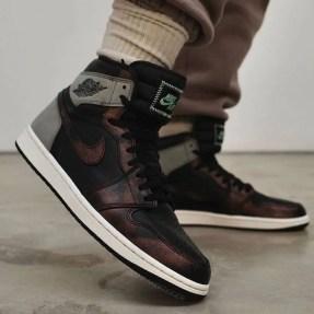 "Nike Air Jordan 1 Retro High OG ""Light Army"" ナイキ エアジョーダン 1 レトロ ハイ OG ""ライト アーミー"" 555088-033"
