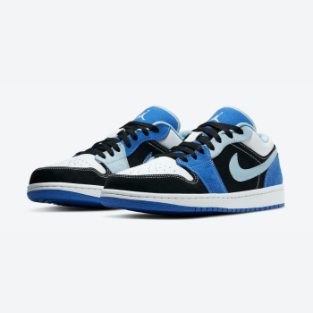 Nike Air Jordan 1 Low BlueBlack