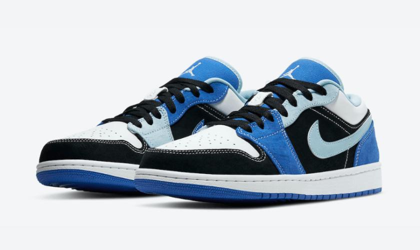 Nike Air Jordan 1 Low BlueBlack