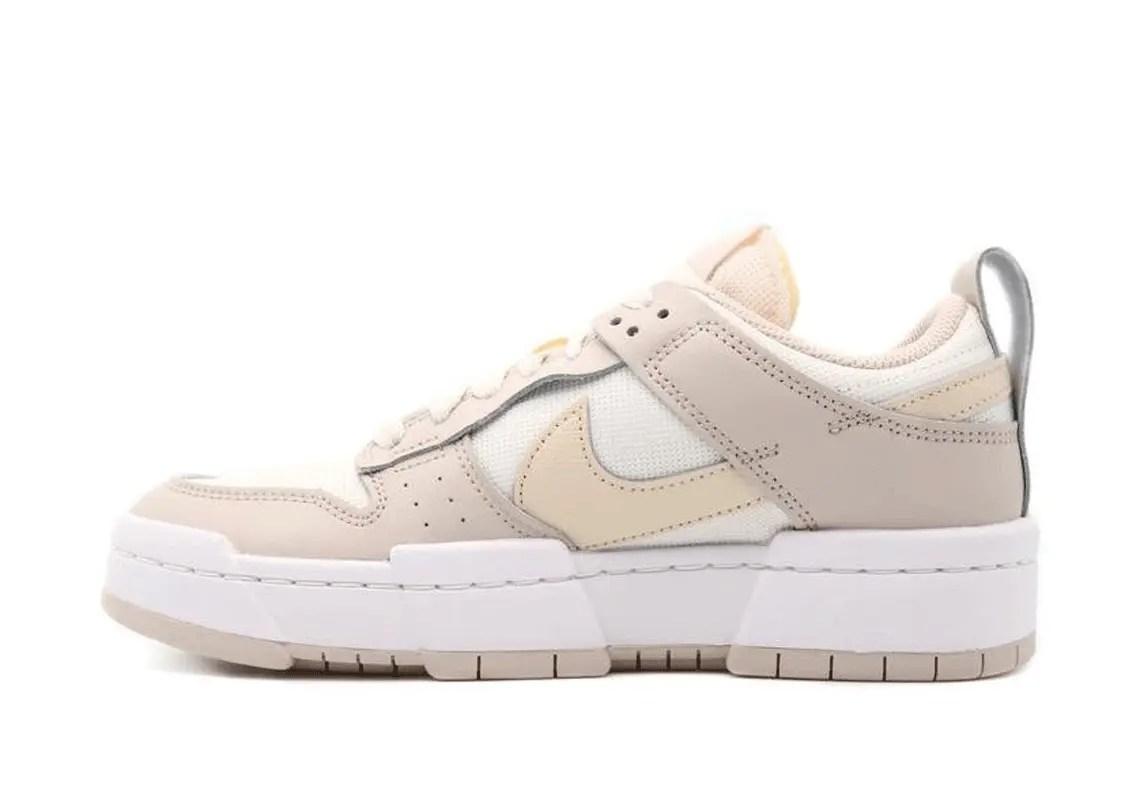 """ナイキ ダンク ロー ディスラプト """"セイル パールホワイト"""" Nike-Dunk-Low-Disrupt-CK6654-103-side2"""