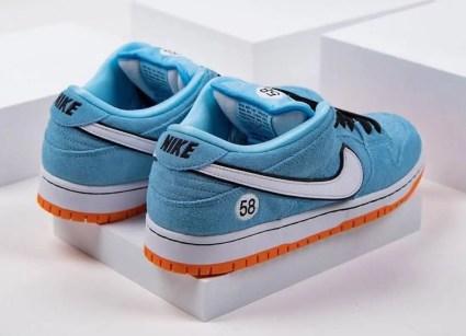 """ナイキ SB ダンク ロー プロ """"クラブ 58"""" Nike-SB-Dunk-Low-Club-58-BQ6817-401-back"""