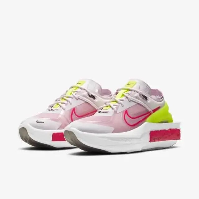 """ナイキ フォンタンカ エッジ """"ライト アークティック ピンク"""" Nike-Fontanka-Edge-Light-Arctic-Pink-CU1450-500-pair"""