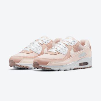 "Nike Air Max 90 ""Pink Oxford"""