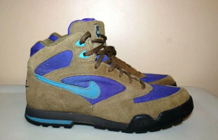 """ナイキ SB ダンクロー """"カルデラ ACG"""" Nike-Caldera-Plus-ACG-Hiking-Boots-side"""