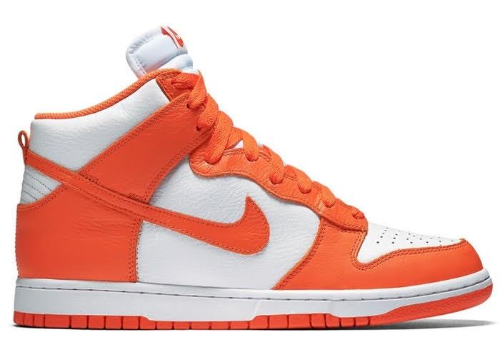 白×オレンジ=シラキュース大学 Nike-Dunk-Syracuse-about-nike-dunk