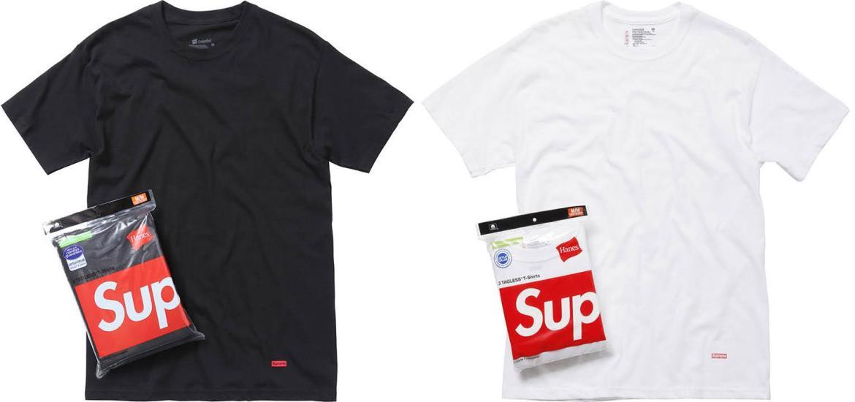 シュプリーム 2021年 春夏 新作 アクセサリー Supreme-2021SS-accessories-supreme-hanes-tagless-tees-3-pack