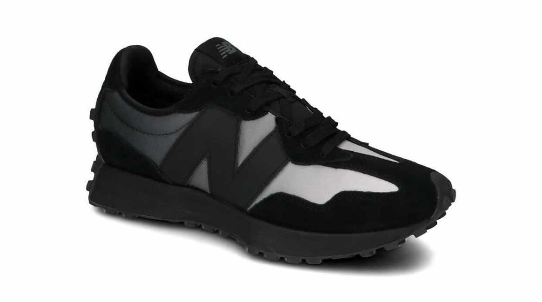 ニューバランス 327 BLACK New_Balance_327_MS327SB