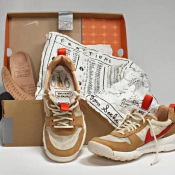NIKECraft: Mars Yard Shoe ナイキ クラフト マーズヤード tom sachs トムサックス