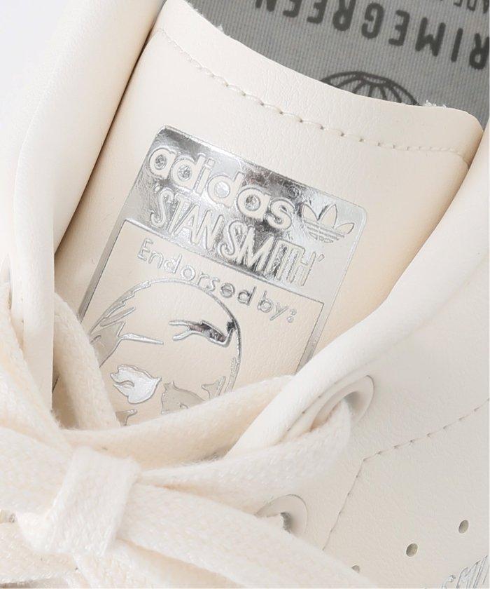エディフィス/イエナ × アディダス オリジナルス スタンスミス EDIFICE-IENA-adidas-Originals-Stan-Smith-tongue
