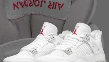 """ナイキ エア ジョーダン 4 """"ホワイト オレオ"""" Nike-Air-Jordan-4-White-Oreo-CT8527-100-eyecatch"""