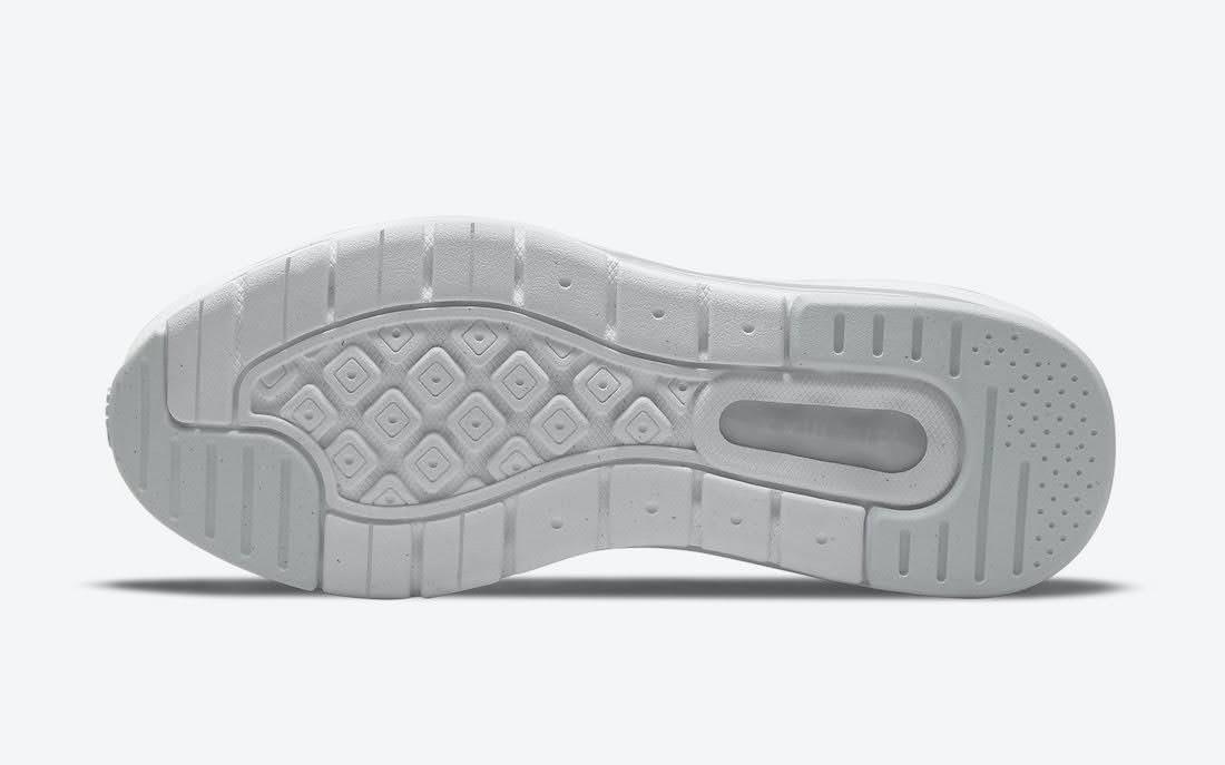 """ナイキ エア マックス ゲノム """"トリプル ホワイト"""" Nike-Air-Max-Genome-Triple-White-CZ1645-100-sole"""