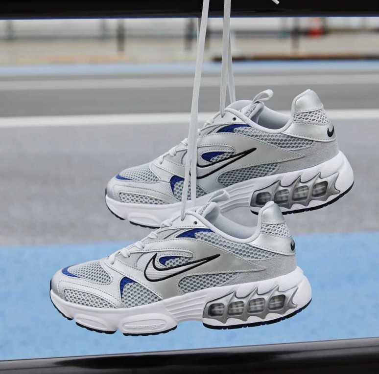 "Nike WMNS Zoom Air Fire Metallic Silver CW3876-001 ナイキ ウィメンズ ズーム エア ファイヤー ""メタリックシルバー"" detail"